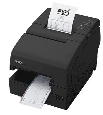 Epson TM-H6000V Black Ethernet Printer, open box (TM60005OBG)