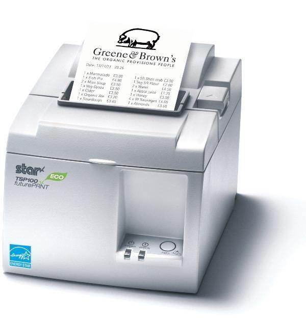 Star TSP143III Wireless Printer; white (TSP143WNW)