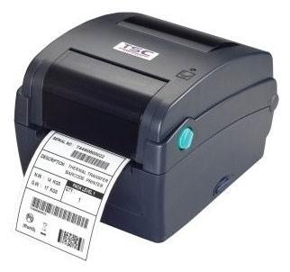 TSC TTP-245C Thermal Transfer Printer; Ethernet/USB/serial/parallel (TTP245EUSPN)