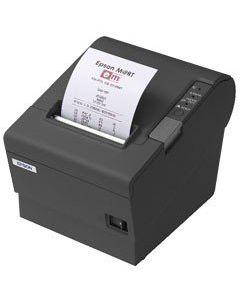 Epson TM-T88IV 80mm ReStick Wireless Printer; black (TM884RWG)