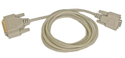 Serial Cable (Null Modem)