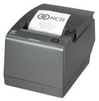 NCR 7198 Two-Sided Thermal Printer; black (NCR7198SGN)