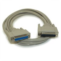 DB-25 Extension Cable, 6 ft (DB25MF6)