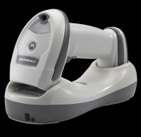 Motorola LI4278 wireless scanner kit; white (MOT4278KTWN)