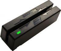 MagTek Card Reader; 2-Track; KeyBd; USB (MAG110)