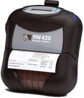 Zebra RW420 Portable Printer, Bluetooth  (RW420B)