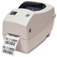 Zebra TLP2824 Plus Thermal Transfer Printer, USB/Ethernet (ZTLP2824UEN)