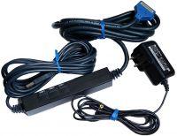 VeriFone 23741-02-R Blue USB M6 Data Cable Mx8xx Mx9 (VFM6PS)